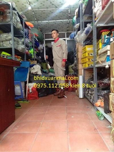 Quần áo công nhân XM03