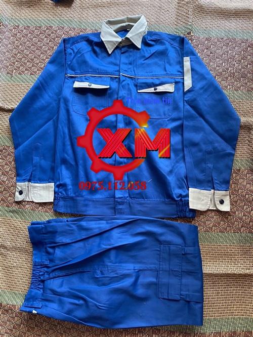 bhldxuanmai.com quần áo xanh pha ghi túi hộp