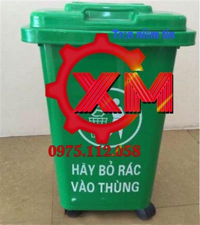 Thùng rác nhựa 30L