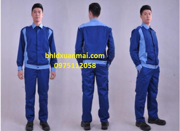 Quần áo kỹ sư pha màu