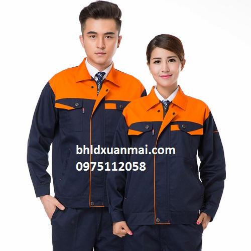 bhldxuanmai.com Quần áo công nhân xm 03