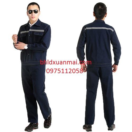 bhldxuanmai quần áo bảo hộ